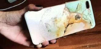 iPhone 7 Plus phát nổ ngay đầu giường ngủ