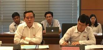 """Ông Nguyễn Văn Bình: """"Nợ xấu nào chả là nợ xấu?"""""""