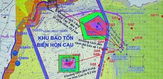 Kiến nghị dừng thực hiện giấy phép đổ bùn xuống biển Bình Thuận