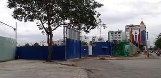 Dự án bất động sản 79 triệu USD ở Sài Gòn vì sao... bất động?