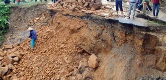 Sạt lở đất khiến 7 người Việt Nam tử vong ở Trung Quốc