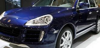 Đức triệu hồi 22.000 chiếc Porsche Cayenne vì bê bối hệ thống phát thải