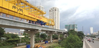 Tuyến metro Bến Thành – Suối Tiên nợ nhà thầu gần 500 tỷ đồng