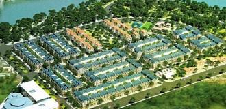Duyệt quy hoạch khu dân cư mới Picenza Mỹ Hưng rộng 34ha tại Sơn Tây