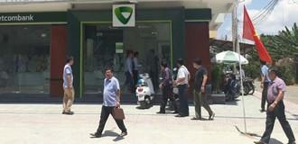 Công an sẽ không bỏ qua những bất thường trong vụ cướp ngân hàng