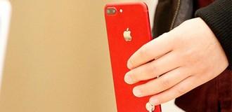 Thêm màu đỏ, iPhone 7 vẫn không thoát ảm đạm