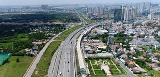 Giá căn hộ tại TP.HCM leo thang theo cú hích hạ tầng