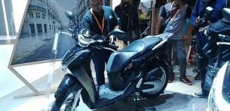 Honda SH150i 2017 xuất xứ Việt Nam có giá 78 triệu đồng ở Indonesia