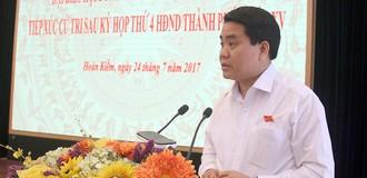 """Hà Nội chưa thu hồi được khu đất """"vàng"""" nào của Bộ ngành di dời"""