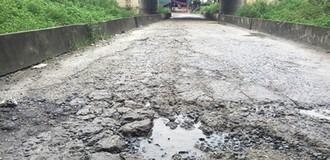 Đại lộ Thăng Long: Hầm chui dân sinh xuống cấp nghiêm trọng