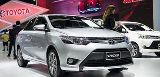 [Infographic] Toyota Vios, Ford Ranger tiếp tục dẫn đầu vị trí xe bán chạy tháng 11/2017