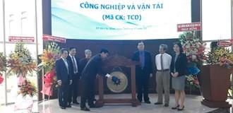 TCD chào sàn giảm 3,1%, giao dịch hơn 4 triệu đơn vị
