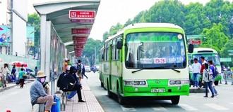 TP.HCM: 11 doanh nghiệp tham gia đầu tư 970 xe buýt