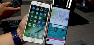 Công nghệ 24h: So sánh độ bền của iPhone 8 và Note 8