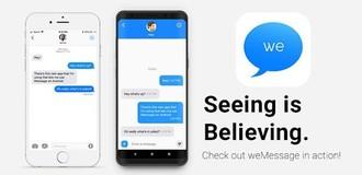 [Ứng dụng cuối tuần] Làm thế nào để gửi tin nhắn iMessage từ điện thoại Android?