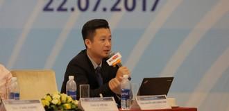 """Ông Nguyễn Đức Hùng Linh: """"Cứ đưa hàng tốt lên sàn, không phải lo cung vượt cầu"""""""