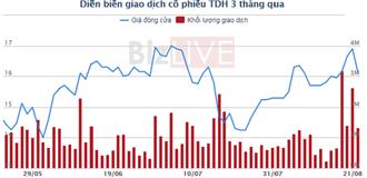 """""""Lướt sóng"""" lượng nhỏ cổ phiếu TDH, quỹ Vietnam Equity Holding thu lời nửa tỷ"""