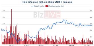 Ai sẽ là chủ nhân 48 triệu cổ phần VNM?