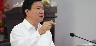 Đề nghị xem xét thi hành kỷ luật đối với ông Đinh La Thăng