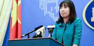 Bộ Ngoại giao nói gì về thông tin Việt Nam nhận lô tên lửa Brahmos của Ấn Độ?