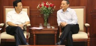 """Tập đoàn Đường sắt Trung Quốc """"ngỏ ý"""" làm đường sắt tốc độ cao của Việt Nam"""