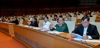"""Quốc hội """"chốt"""" trao 4 nhóm cơ chế, chính sách phát triển đặc thù cho TP.HCM"""