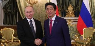 """Ông Putin: """"Nhật Bản là đối tác quan trọng và đầy hứa hẹn của Nga"""""""
