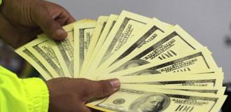 Xuất hiện đô la Mỹ giả có chữ Trung Quốc