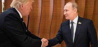 """Donald Trump tiết lộ chi tiết của """"cuộc họp bí mật"""" với Vladimir Putin"""