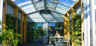 Căn nhà vận hành hoàn toàn bằng năng lượng mặt trời của sinh viên đại học