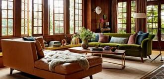 Ngôi nhà gỗ đẹp như trong chuyện cổ tích