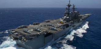 """Tàu đổ bộ tương lai được ví như """"vũ khí kỳ diệu"""" của Mỹ"""