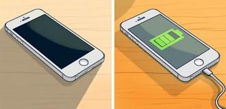 Sai lầm thường gặp của người sử dụng iPhone