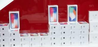 Nguồn cung iPhone X bắt đầu giảm