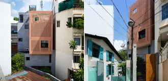 Mảnh đất méo hoá ngôi nhà sang trọng trong hẻm Sài Gòn