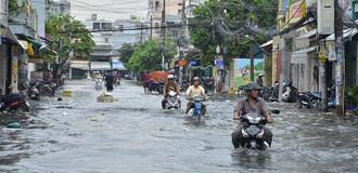 Thời tiết hôm nay 25/5: Nam Bộ tiếp tục mưa lớn, đề phòng ngập lụt