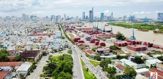 """Địa ốc 24h: Khu """"đất vàng"""" dọc sông Sài Gòn sẽ biến thành bất động sản cao cấp?"""
