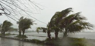 Áp thấp nhiệt đới đi vào đất liền và suy yếu, khu vực Đông Bắc Bộ có mưa