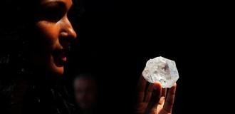 Viên kim cương lớn thứ nhì thế giới có giá 53 triệu USD