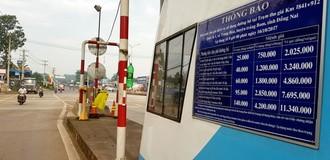 Lo ngại an ninh, trạm BOT Biên Hòa vẫn chưa thu phí trở lại