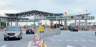 Cao tốc Hà Nội - Bắc Giang bắt đầu thu phí không dừng