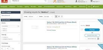 Nokia sắp bán điện thoại Android giá 99 USD