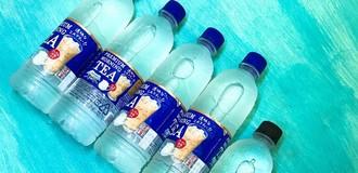 Nước lọc vị trà sữa xách tay giá 120.000 mỗi chai