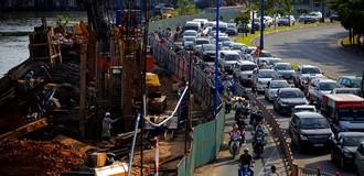 Báo động tình trạng thi công đào đường ẩu tại TP.HCM