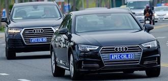 Loạt xe Audi phục vụ APEC được ưu đãi gì?