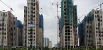 """Địa ốc 24h: Chưa giải phóng mặt bằng xong, chủ đầu tư dự án Thành phố Giao lưu """"bỏ rơi"""" cư dân?"""