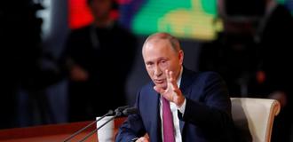 Tổng thống Putin nói đối thủ của Tổng thống Trump bịa đặt cáo buộc Nga can thiệp bầu cử
