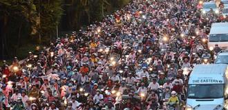 Thiếu cầu, khu Đông Sài Gòn kẹt cứng