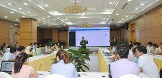 Quảng Ninh đánh giá điều hành kinh tế qua Facebook