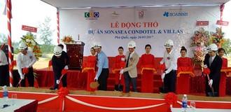 Hòa Bình Corp: Trúng 2 dự án D&B và 3 gói thầu mới trị giá hơn 2.510 tỷ đồng
